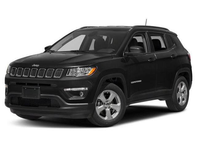 2019 Jeep Compass North (Stk: 191161) in Thunder Bay - Image 1 of 9