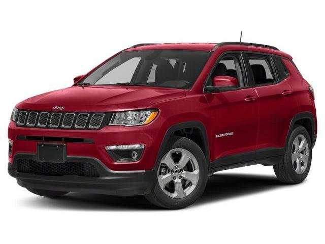 2019 Jeep Compass North (Stk: 191164) in Thunder Bay - Image 1 of 9