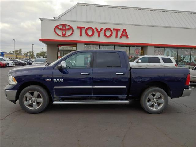 2013 RAM 1500 SLT (Stk: 1810462) in Cambridge - Image 1 of 12