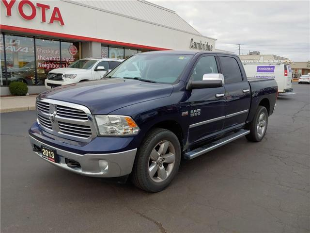 2013 RAM 1500 SLT (Stk: 1810462) in Cambridge - Image 2 of 12