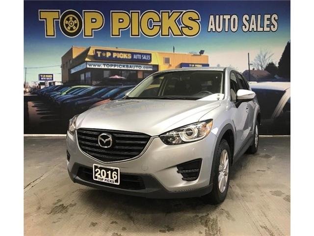 2016 Mazda CX-5 GX (Stk: 0802996) in NORTH BAY - Image 1 of 27