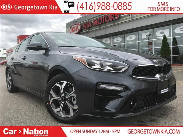 2019 Kia Forte EX | $152 BI-WEEKLY | BRAND NEW REDESIGN (Stk: NOU) in Georgetown - Image 1 of 28