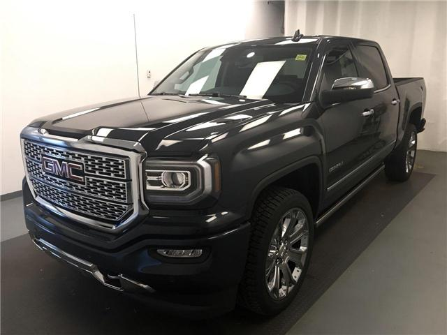 2018 GMC Sierra 1500 Denali (Stk: 198151) in Lethbridge - Image 4 of 18