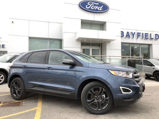 2018 Ford Edge SEL (Stk: ED18774) in Barrie - Image 1 of 17