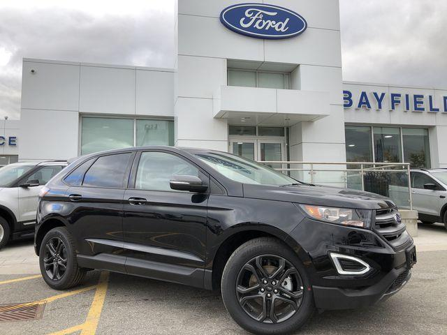 2018 Ford Edge SEL (Stk: ED181081) in Barrie - Image 1 of 30