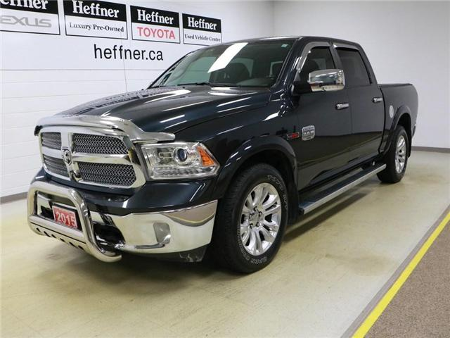 2015 RAM 1500 Longhorn (Stk: 186161) in Kitchener - Image 1 of 30