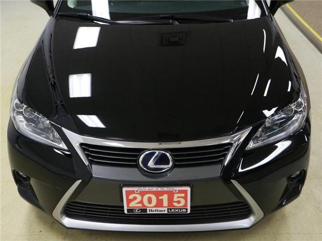 2015 Lexus CT 200h Base (Stk: 187288) in Kitchener - Image 26 of 30