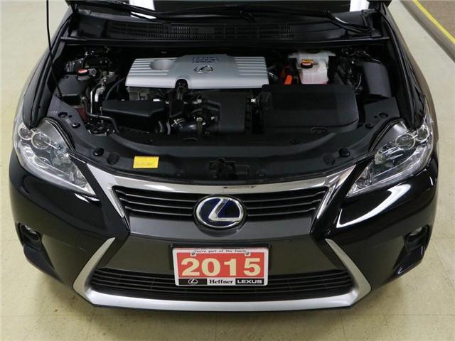 2015 Lexus CT 200h Base (Stk: 187288) in Kitchener - Image 27 of 30