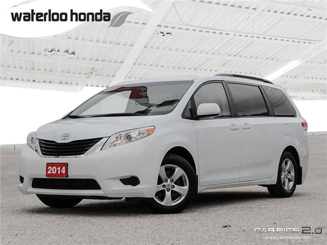 2014 Toyota Sienna LE 8 Passenger (Stk: H4297A) in Waterloo - Image 1 of 27