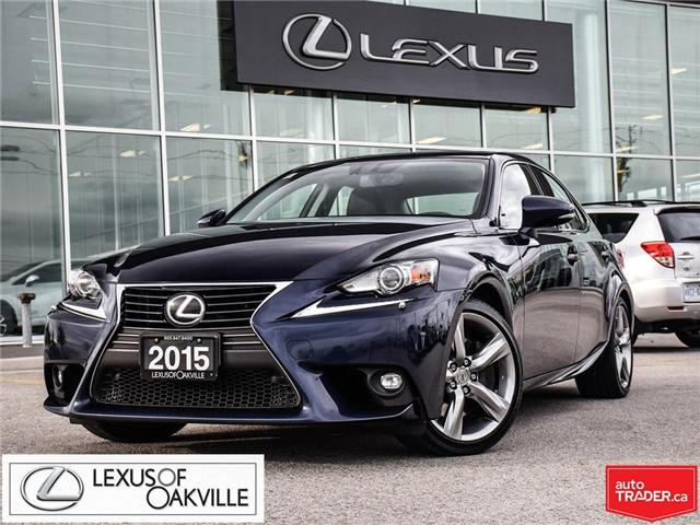 2015 Lexus IS 350 LUXURY  UC7537 in Oakville