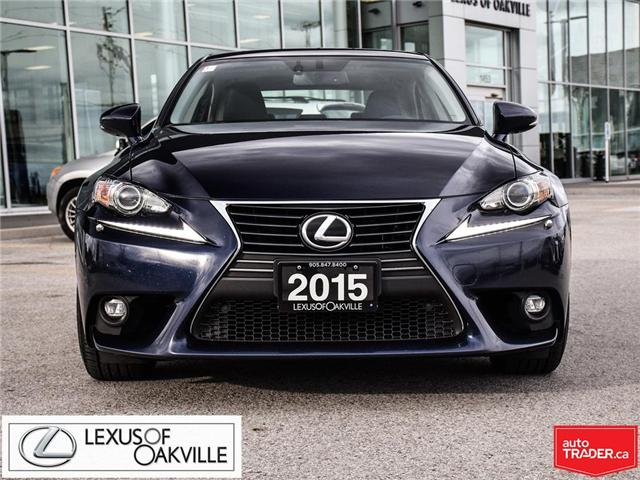 2015 Lexus IS 350 LUXURY (Stk: UC7537) in Oakville - Image 2 of 18