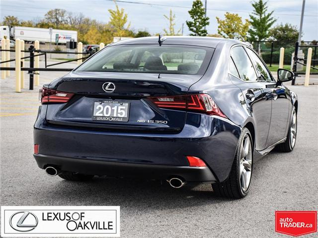 2015 Lexus IS 350 LUXURY (Stk: UC7537) in Oakville - Image 6 of 18