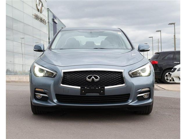 2015 Infiniti Q50  (Stk: P0697) in Ajax - Image 2 of 30
