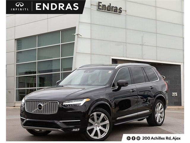 2016 Volvo XC90 T6 Inscription (Stk: P0694) in Ajax - Image 1 of 28