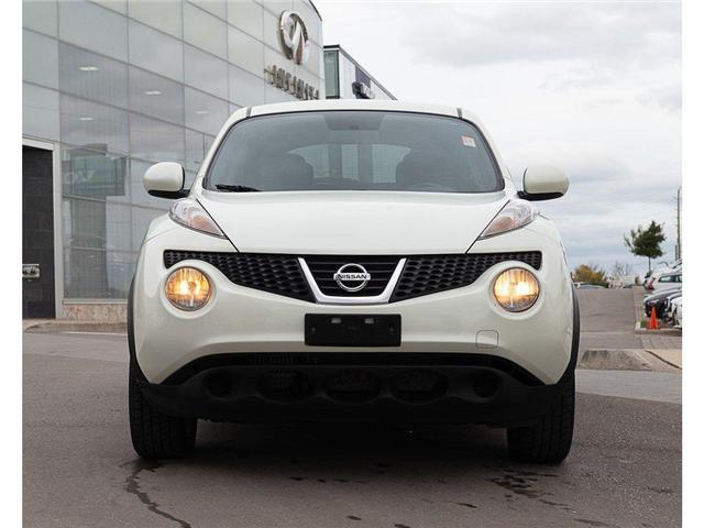 2011 Nissan Juke  (Stk: 50500A) in Ajax - Image 2 of 20