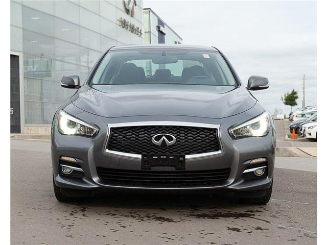 2015 Infiniti Q50  (Stk: P0701) in Ajax - Image 2 of 27