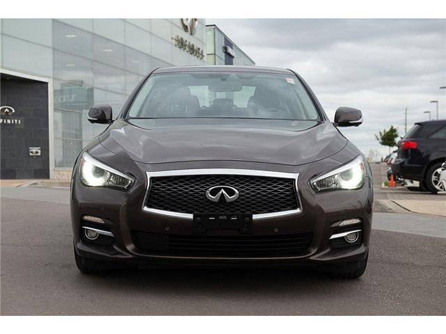 2014 Infiniti Q50 Premium (Stk: P0698) in Ajax - Image 2 of 30