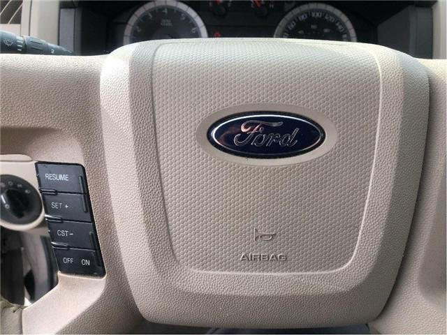 2008 Ford Escape XLT (Stk: 6605A) in Hamilton - Image 12 of 18