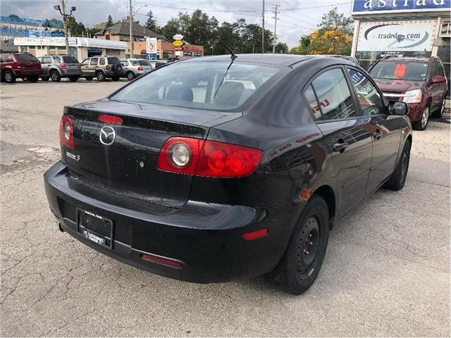 2006 Mazda Mazda3 GS (Stk: 18-3548A) in Hamilton - Image 6 of 17