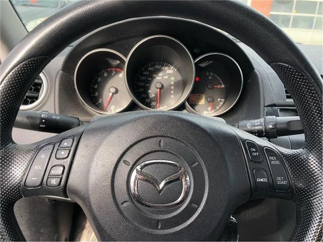 2006 Mazda Mazda3 GS (Stk: 18-3548A) in Hamilton - Image 12 of 17