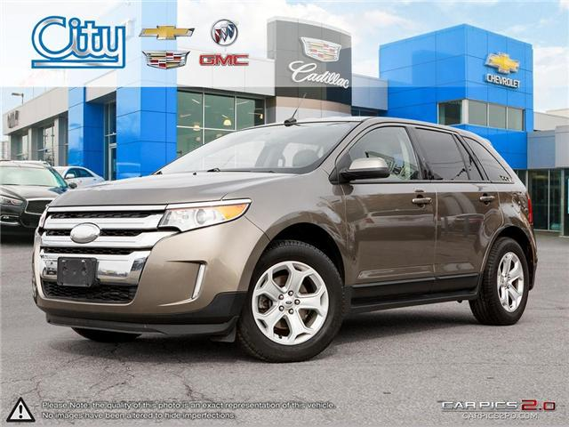 2013 Ford Edge SEL (Stk: 2905004A) in Toronto - Image 1 of 27
