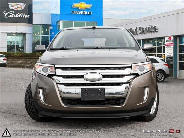 2013 Ford Edge SEL (Stk: 2905004A) in Toronto - Image 2 of 27