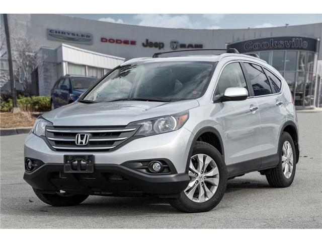 2013 Honda CR-V Touring (Stk: 347220T) in Mississauga - Image 1 of 22