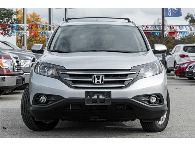 2013 Honda CR-V Touring (Stk: 347220T) in Mississauga - Image 2 of 22
