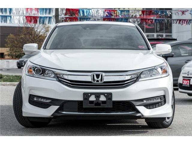 2017 Honda Accord EX-L V6 (Stk: 510356T) in Mississauga - Image 2 of 22