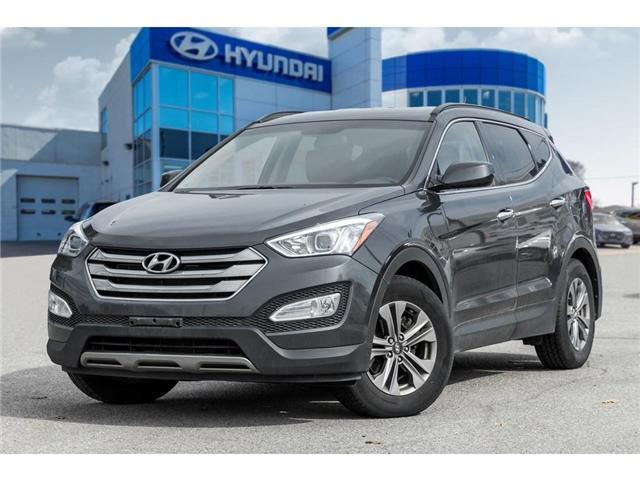 2015 Hyundai Santa Fe Sport  (Stk: H716065T) in Mississauga - Image 1 of 8