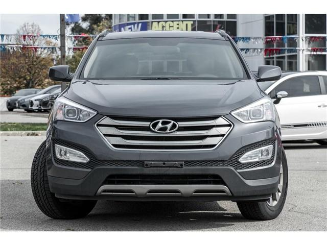 2015 Hyundai Santa Fe Sport  (Stk: H716065T) in Mississauga - Image 2 of 8