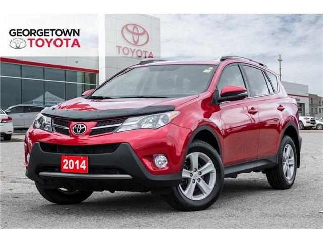 2014 Toyota RAV4  (Stk: 14-22456) in Georgetown - Image 1 of 20