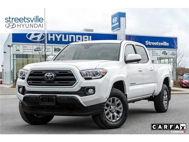 2018 Toyota Tacoma SR5 (Stk: P0609) in Mississauga - Image 1 of 20