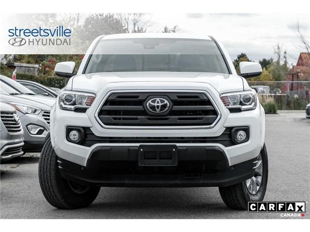 2018 Toyota Tacoma SR5 (Stk: P0609) in Mississauga - Image 2 of 20