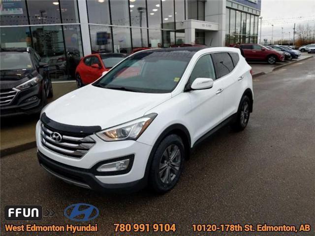 2013 Hyundai Santa Fe Sport  (Stk: 94859A) in Edmonton - Image 2 of 24