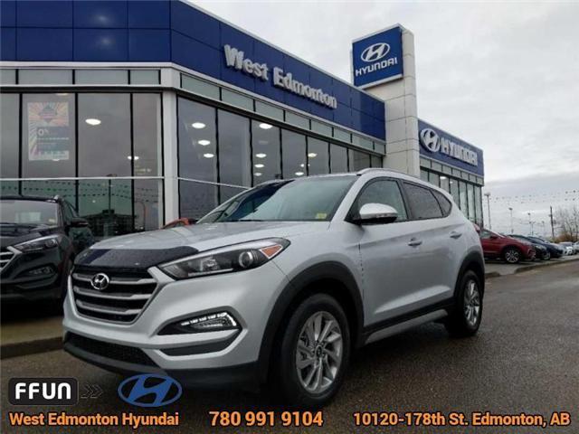 2017 Hyundai Tucson Premium (Stk: E4106) in Edmonton - Image 1 of 22