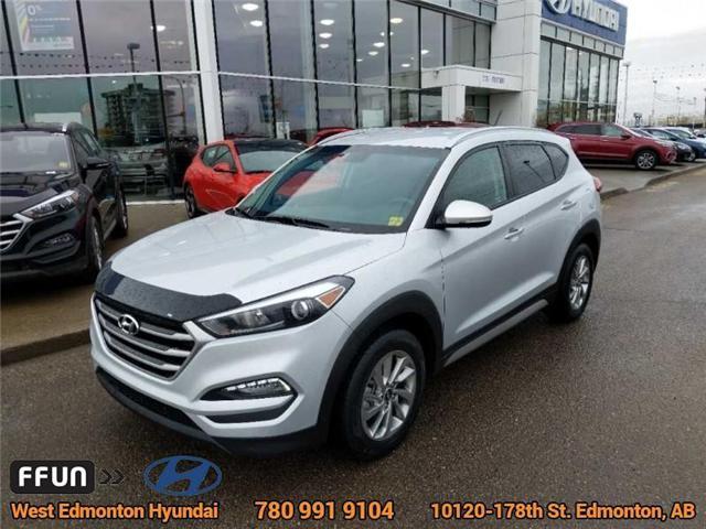 2017 Hyundai Tucson Premium (Stk: E4106) in Edmonton - Image 2 of 22