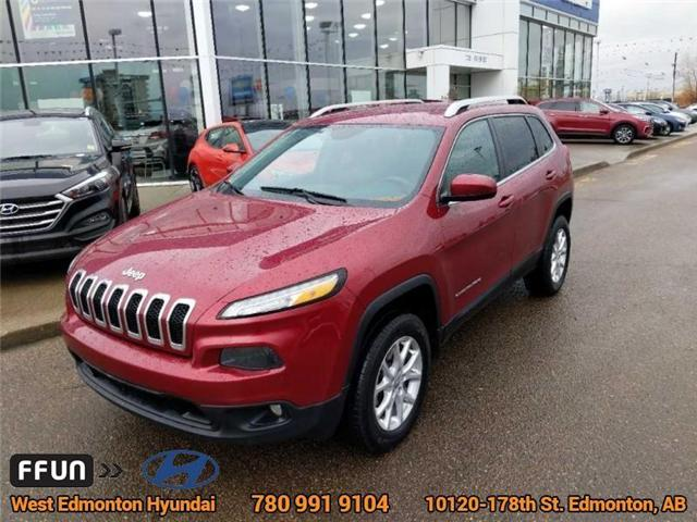 2014 Jeep Cherokee North (Stk: E4129) in Edmonton - Image 2 of 21