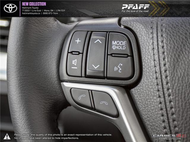 2019 Toyota Sienna SE AWD 7-Passenger V6 (Stk: H19045) in Orangeville - Image 19 of 29