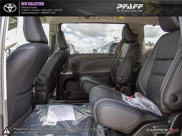 2019 Toyota Sienna SE AWD 7-Passenger V6 (Stk: H19045) in Orangeville - Image 26 of 29