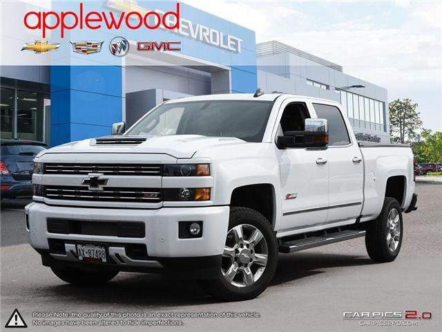 2019 Chevrolet Silverado 2500HD LTZ (Stk: T9K005T) in Mississauga - Image 1 of 27