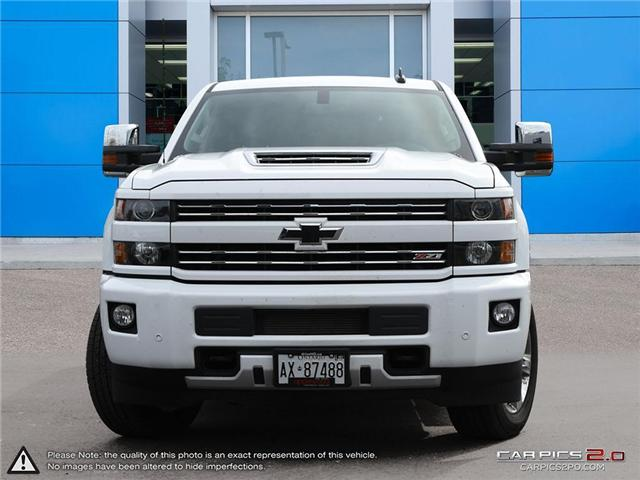 2019 Chevrolet Silverado 2500HD LTZ (Stk: T9K005T) in Mississauga - Image 2 of 27