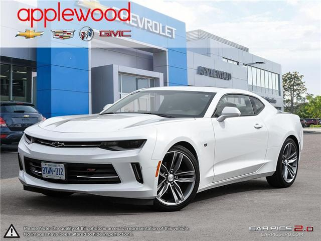 2018 Chevrolet Camaro 1LT (Stk: C8F044) in Mississauga - Image 1 of 27