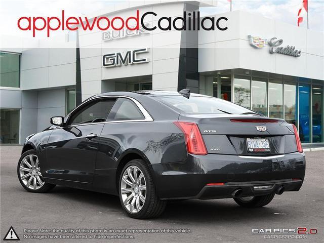 2018 Cadillac ATS 2.0L Turbo Base (Stk: K8A004) in Mississauga - Image 4 of 27