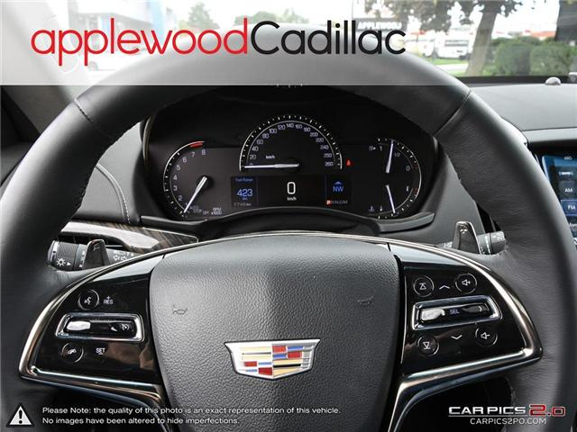 2018 Cadillac ATS 2.0L Turbo Base (Stk: K8A004) in Mississauga - Image 14 of 27