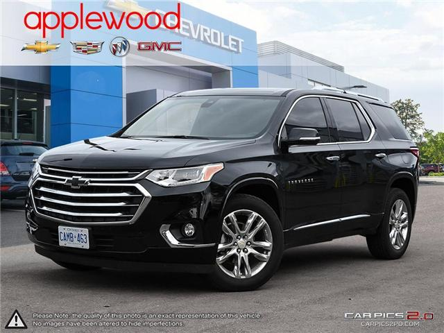 2019 Chevrolet Traverse High Country (Stk: T9T020) in Mississauga - Image 1 of 27