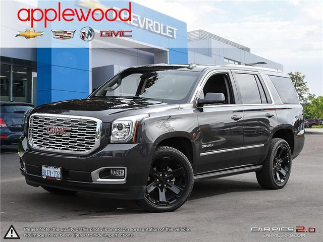 2018 GMC Yukon Denali (Stk: G8K120) in Mississauga - Image 1 of 27