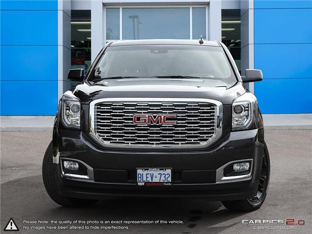 2018 GMC Yukon Denali (Stk: G8K120) in Mississauga - Image 2 of 27