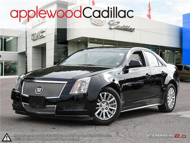 2011 Cadillac CTS 3.0L (Stk: 1869TN) in Mississauga - Image 1 of 27