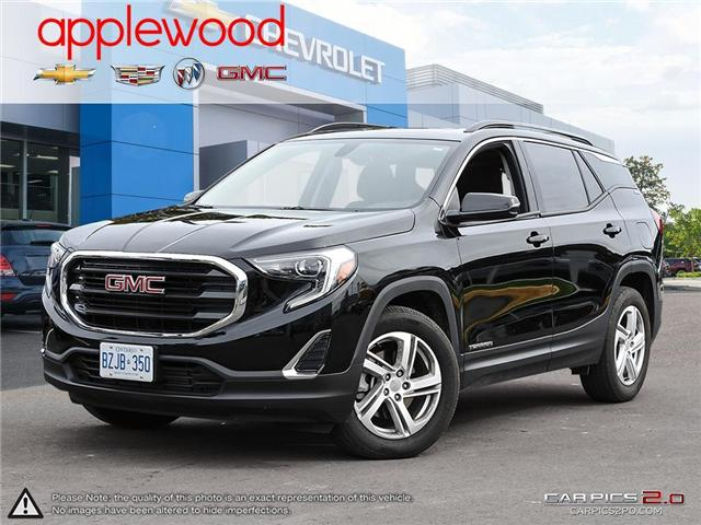 2018 GMC Terrain SLE (Stk: G8L021) in Mississauga - Image 1 of 27